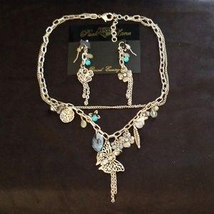 Necklace w/earrings